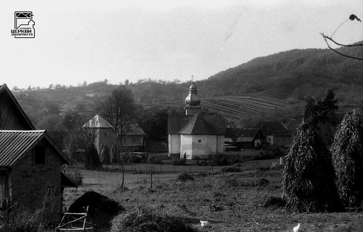 Православна церква св. Параскевії