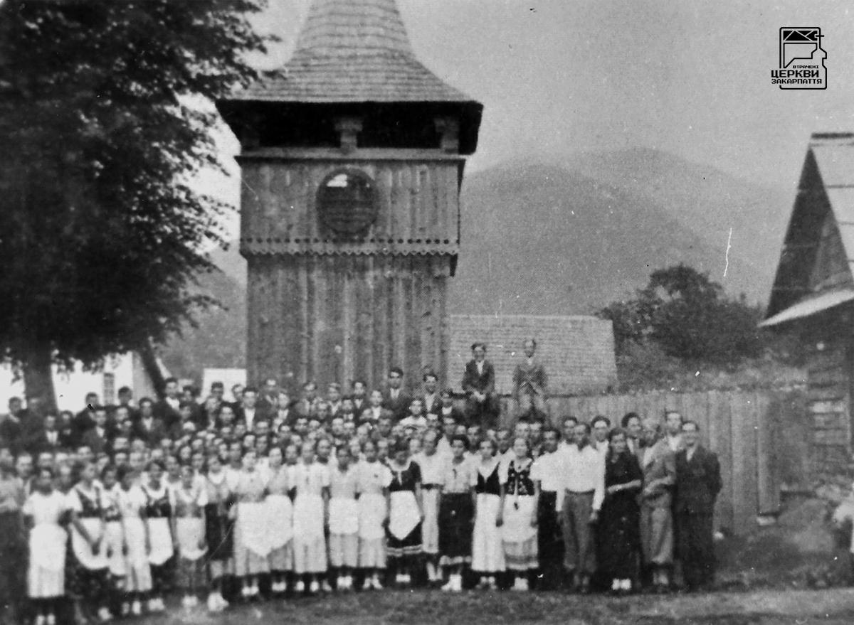 Дзвіниця римо-католицького костелу, НІМЕЦЬКА МОКРА, село