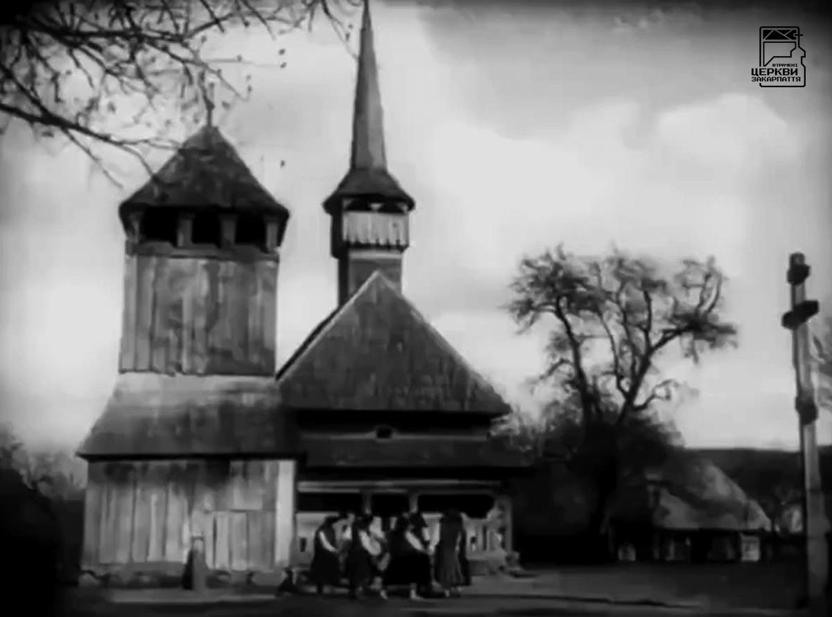 Греко-католицька церква Успіння Пресвятої Богородиці та дзвіниця, ГАНИЧІ, село