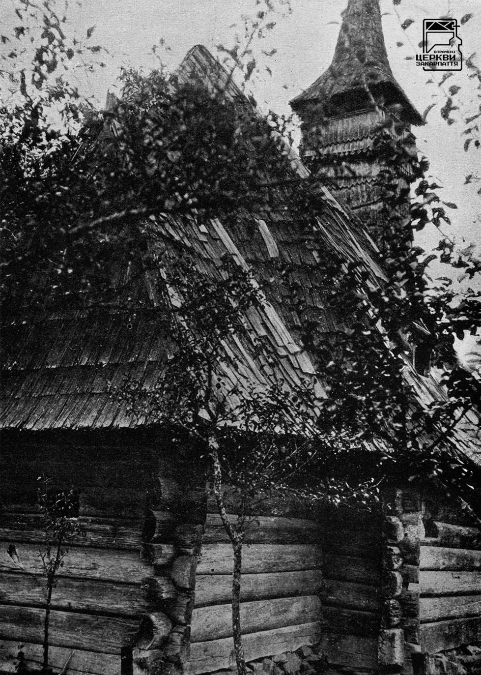 Греко-католицька церква св. арх. Михаїла, КАЛИНИ, село
