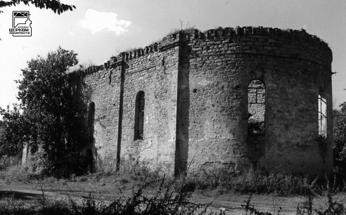 Греко-католицька церква Покрови Пресвятої Богородиці, ЧУМАЛЬОВО, село
